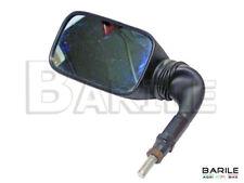 Specchio Retrovisore Sinistro / SX Ciclomotori - Scooter Vari Attacco M10 Nero