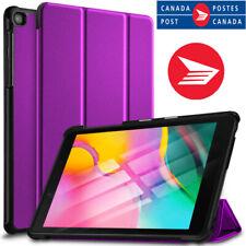 "For Samsung Galaxy Tab A 8.0"" 2019 SM- T290 T295 T387 T307 Flip Folio Case Cover"