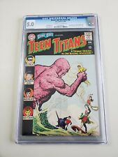 The Brave and the Bold #60 CGC 5.0 1st Appearance of Wonder Girl Teen Titans