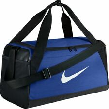 7b3c1bb9b1a3 Nike brasilia Small duffel bag Black