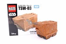 Takara Tomy Tomica Star Wars TSW-03 Star Wars Sandcrawler Diecast Model Toy Car