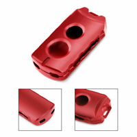 Red Remote Control Key Case Bag Cover For Yamaha XMAX 300 NMAX 125/155 15-19 AU