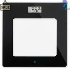 GreaterGoods Bathroom Scale, Digital Body Weight Scale, Glass Top Scale, Pounds