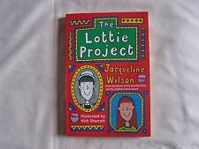 Jacqueline Wilson THE LOTTIE PROJECT Corgi Yearling Paperback 1998