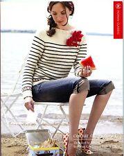 Rowan Classic Colour of Summer - Knitting Pattern Book- 12 Designs Martin Storey