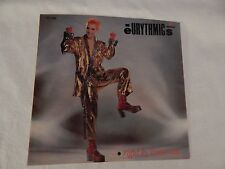 "Eurythmics ""Right By Your Side"" PICTURE SLEEVE!"