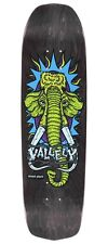 Street Plant Mike Vallely WOOLLY MAMMOTH MODERN Skateboard BLACK STAIN New Deal