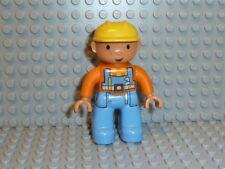 Lego ® duplo Bob el constructor figura 3594 3292 3597 3294 3288 3297 3299 k164