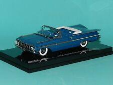 Vitesse 1/43 1959 Chevrolet Impala Open Convertible Harbour Blue MiB