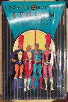 DC Archive Editions Legion Of Super-Heroes Vol 1.(1991) Hardcover. Sealed. MINT.