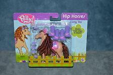 Polly Pocket Hip Horses CURLY DOO MOC MIB