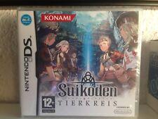 Suikoden Tierkreis PAL ESPAÑA / PAL UK Nuevo Precintado New Sealed Nintendo DS