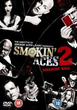 Vinnie Jones, Ernie Hudson-Smokin' Aces 2 - Assassins' Ball  DVD NEW