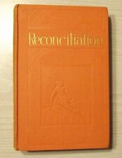 1928 RECONCILIATION J F RUTHERFORD Watchtower Jehovah ORIGINAL IBSA
