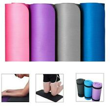 Durable Portable Solid Non-Slip Soft Fitness Yoga Mat 0019