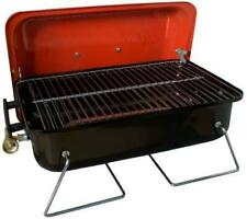 GrillTech Table Top Gas BBQ Barbecue Folding Caravan Camping