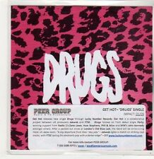 (FJ782) Get Hot, Drugs - 2014 DJ CD