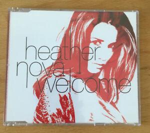 Heather Nova - Welcome CD Single Maxi EP 2 Tracks