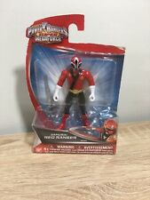 Bandai - Power Rangers - Super megaforce - Samurai Red Ranger