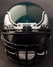 PHILADELPHIA EAGLES Schutt ROPO-DW Football Helmet Facemask/Faceguard (BLACK)