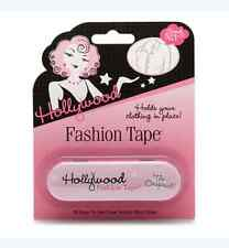 Hollywood Fashion Tape 36 strips Clear double sided + handy tin Limited stock