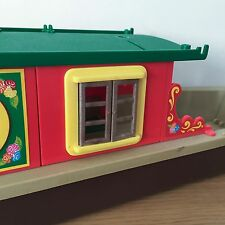 Vintage Sylvanian Families Tomy Rose of Sylvania Boat Barge Spares | Window