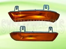 VW Golf MK5 5 Passat Rabbit Jetta LED Mirror Amber Indicator Light Lamps