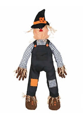 Halloween Fall Thanksgiving Stuff A Scarecrow Harvest Decoration 20x40