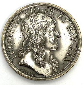 Ludovicus Xlll Delphinus Coeli Munus Medal France