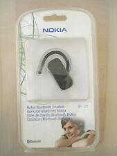 NOKIA BH-101 Bluetooth Headset + Compact Charger 180hr/ 8hr talk time NEW in pkg
