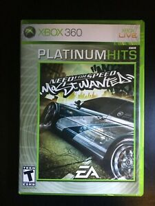 Need for Speed: Most Wanted (Xbox 360) Complete CIB (read description) + Tested