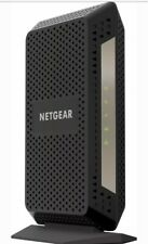 NETGEAR CM1000-100NAS High-Speed Cable Modem - Black*READ DESCRIPTION**