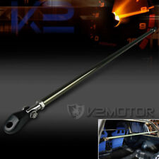 For 92-00 Honda Civic EG EK JDM C-Pillar Rear Strut Bar Aluminum