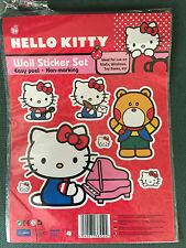 Hello Kitty Juego De Pegatinas De Pared