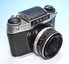 1963 VEB Certo Exa 1b - Jena T 1:2.8/50 / Photographica - (81443)
