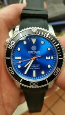 AUTHORIZED DEALER COMPANY DEEP BLUE MASTER 1000/300FT AUTOMATIC.(FREE GIFT)