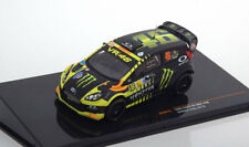 1:43 Ixo Ford Fiesta RS WRC #46, Rally Monza Rossi/Cassina 2013