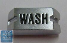 1970-72 Oldsmobile Cutlass / 442 Wiper Switch Knob (Wash)