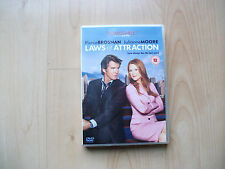 **Laws of Attraction DVD Rated 12 Pierce Brosnan & Julianne Moore **