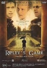 Ripley's Game (DVD, 2004) John Malkovich, Dougray Scott