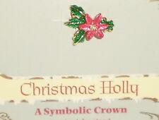 ~~BEAUTIFUL CHRISTMAS HOLLY, LEGENDS CHRISTMAS~