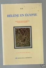 H.D (Hilda Doolitle) HELENE EN EGYPTE (eo TBE)