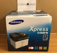 SL-C480FW/SEE - Samsung Xpress C480FW A4 Colour Multifunction Laser Printer