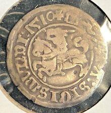 Lithuania 1510 Pusagrasis  Sigismund I