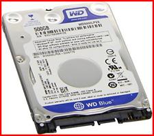 "Western Digital 500GB 2.5"" Playstation 3/Playstation 4 Hard Drive PS3 Fat Slim S"