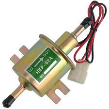 Universal Kraftstoffpumpe Benzinpumpe Elektrisch Diesel Benzin Baumaschinen 12V