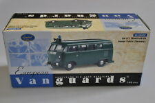 "L925 Vanguards VA08000 1:43 Volkswagen VW LT1 Transporter ""Hessen Polizei"" A+/a-"