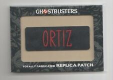 2016 Ghostbusters Totally Fabricated Replica Patch Trading Card #H6 Ortiz