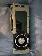 Zotac Nvidia Geforce 980 ti, Graphics Card, GPU, Video Card, computer parts
