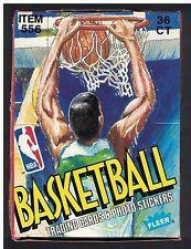 1989-90 FLEER BASKETBALL UNOPENED BOX 36CT Jordan???